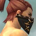 Ranger Sunspear Armor M gray head side