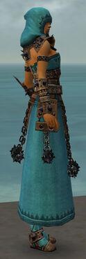 Dervish Obsidian Armor F dyed side