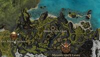 Minister Chos Estate explorable map