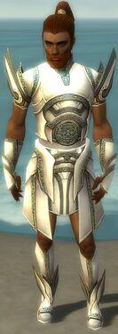 Paragon Asuran Armor M gray front
