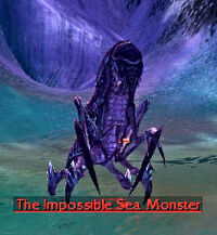The Impossible Sea Monster