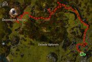 Hodat the Tumbler map location