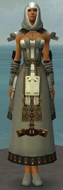 Dervish Elonian Armor F gray front