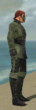 Mesmer Shing Jea Armor M gray side