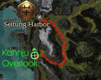 Kahnju Overlook Path