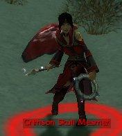 Crimson Skull Mesmer