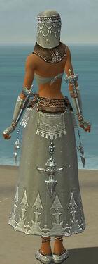 Dervish Vabbian Armor F gray back