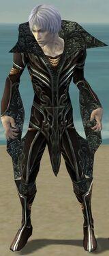 Necromancer Vabbian Armor M gray front