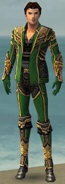 Mesmer Asuran Armor M dyed front