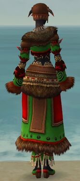 Ritualist Norn Armor F dyed back