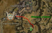 Moteh Thundershooter location
