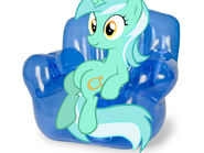 268249 UNOPT safe lyra-heartstrings couch sitting-lyra inflatable