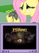 72246 - fluttercry gamershy nuff said The Binding of Isaac tv meme