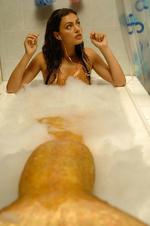 Cleo Bathing