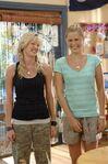 Emma and Rikki Smiling