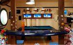 JuiceNet Cafe Pool table