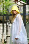 Bella With Raincoat