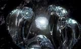 Water Three-Headed Serpent