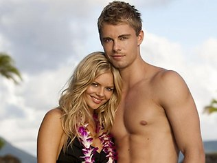 Image 508250 luke mitchell and samara h2o for H20 just add water cast