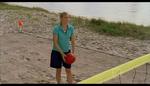 Emma Throws the Ball