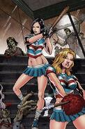 Zombies-vs-cheerleaders-vs-hackslash-by-shawn-vanbriesen