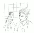 Obara and Nishinoya