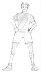 Kotaro Bokuto Sketch