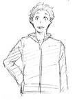Yukinari Mori Sketch