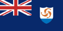 Anguilla flag large