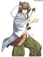Kisuki.net artbooks hakuouki-shinsengumi-kitan-original-illustrations 119