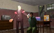 Holding Paisley hostage