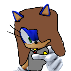 Luna's old look from Sonic Unleashed 2 through Shadow the Hedgehog 2