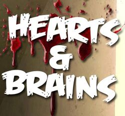 Hearts and Brains logo