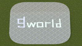 Gworld Official Logo