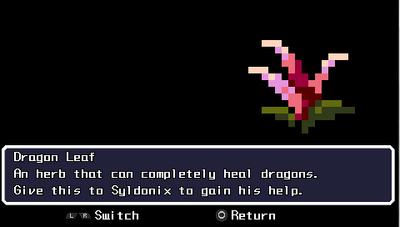 Dragon Leaf
