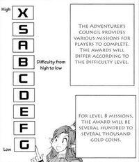 Mission rank