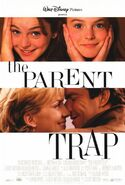 The Parent Trap 1998 poster (IMPA)