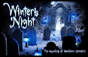 Winter's Night The Haunting of Hawthorn Cemetery