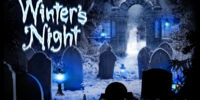 Winter's Night: The Haunting of Hawthorn Cemetery