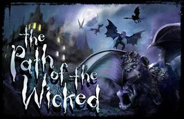 Path of the Wicked109