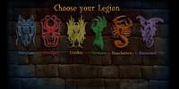 Roaming Legions