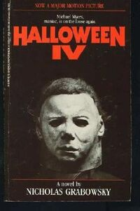 Halloween 4 Novel