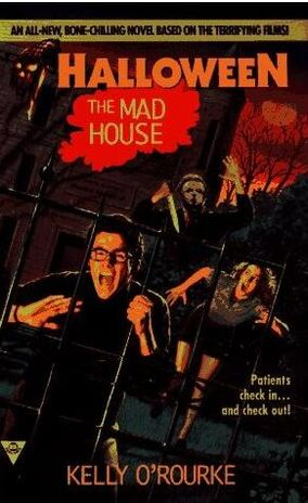 Halloween The Mad House
