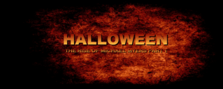 File:Halloween IX (The Rise of Michael Myers Part 1) Fan Art movie poster.png