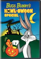 Bugs Howl-oween Special DVD