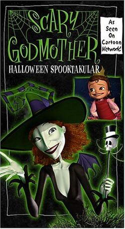 Scary Godmother - Halloween Spooktakular
