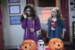 Girl Meets World of Terror