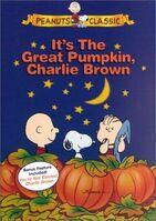 It's the Great Pumpkin, Charlie Brown DVD 2000