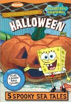 SpongeBob Halloween DVD original cover