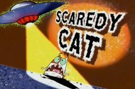 Catscratch Scaredy Cat